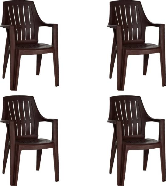 Supreme Turbo Super for Home & Garden Plastic Outdoor Chair