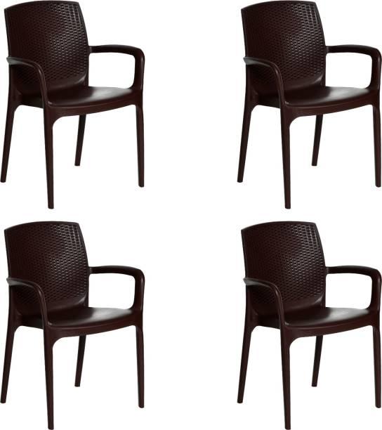 Supreme Texas for Home & Garden Plastic Outdoor Chair