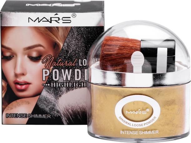 Mars Face and Body Shimmer