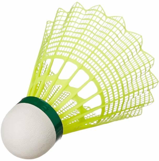 TIMA Badminton Shuttlecocks Nylon Nylon Shuttle  - Yellow