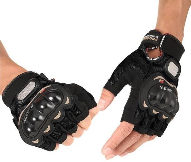 NIKROKZ SUPERIOR QUALITY RACING GLOVES-007 Riding Gloves