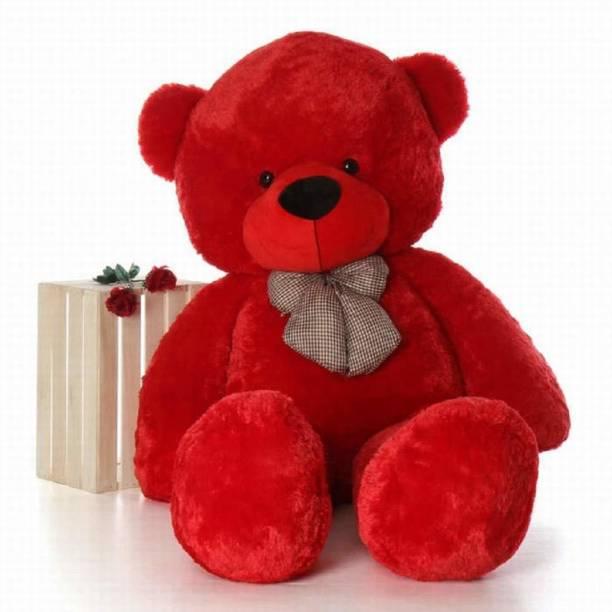 Tedstree 3 feet love teddy bear / hug able / anniversary gift teddy bear soft  - 90.6 cm