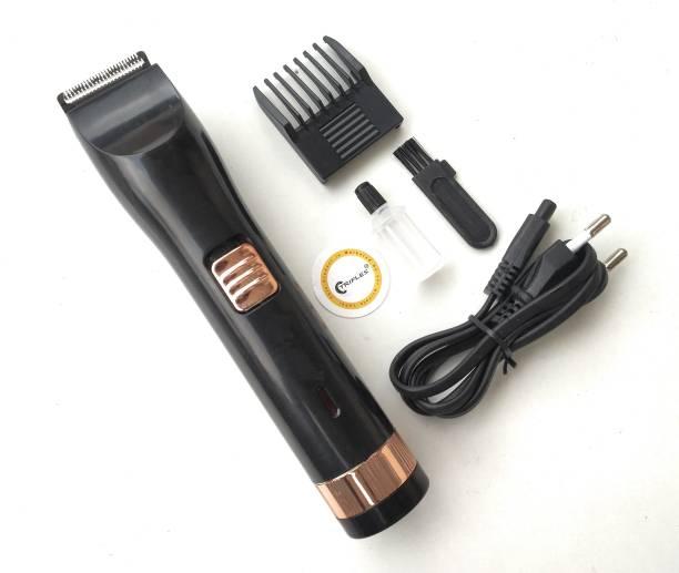 TRIFLES Pro Series Battery Machine Razor Cut Beard Mustache  Runtime: 45 min Grooming Kit for Men