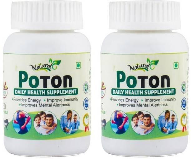 Natural Poton For Energy Booster 100% Ayurvedic