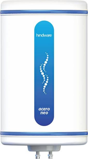 Hindware 15 L Storage Water Geyser (ACERO NEO, White)