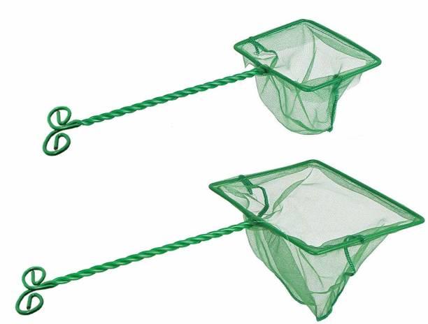 Venus Aqua Green Aquarium Fish Net for Aquarium and Fish Tank Nylon Net Aquarium Fish Net