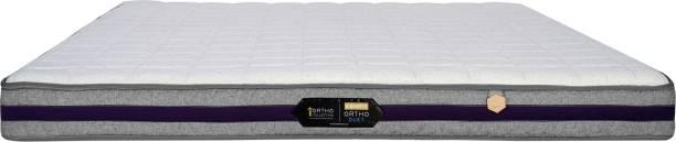 COIRFIT Ortho Duet Transition HR Foam with CF Cool Yarn Fabric 6 inch King Bonded Foam Mattress