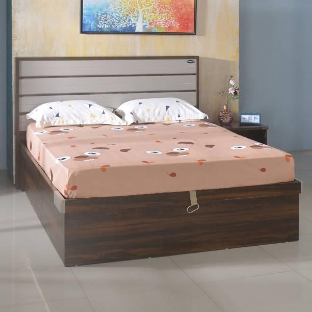 Nilkamal Aster Engineered Wood King Hydraulic Bed
