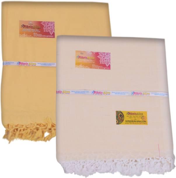 EthnicAlive Solid Single AC Blanket