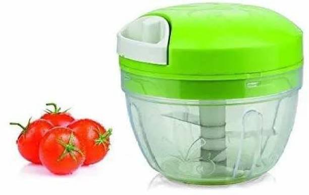 VARNA Handy Vegetable & Fruit Chopper with 3 Blades Vegetable Chopper