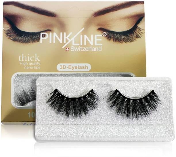 Pink line 3D Eyelashes