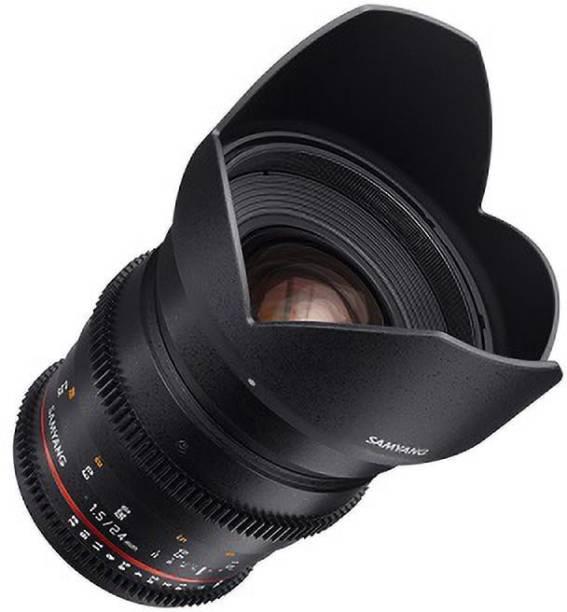Samyang 24mm T1.5 VDSLR ED AS IF UMC II  Lens