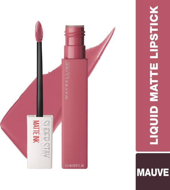 MAYBELLINE NEW YORK New York Super Stay Matte Ink Liquid Lipstick