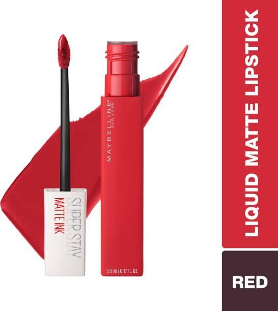 MAYBELLINE NEW YORK New York Super Stay Matte Ink Liquid Lipstick
