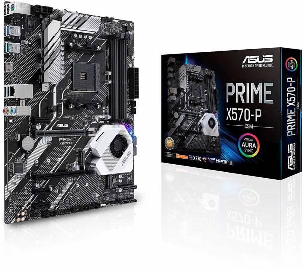 ASUS PRIME X570-P/CSM Motherboard