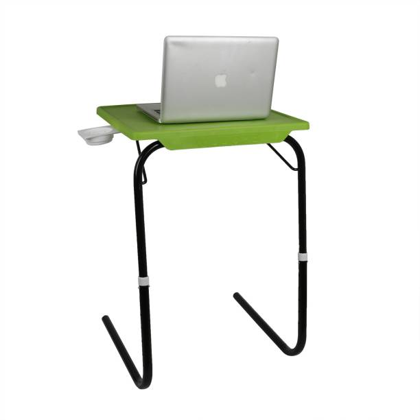 Flipkart SmartBuy Foldable, Adjustable Table Mate GK Plastic Portable Laptop Table