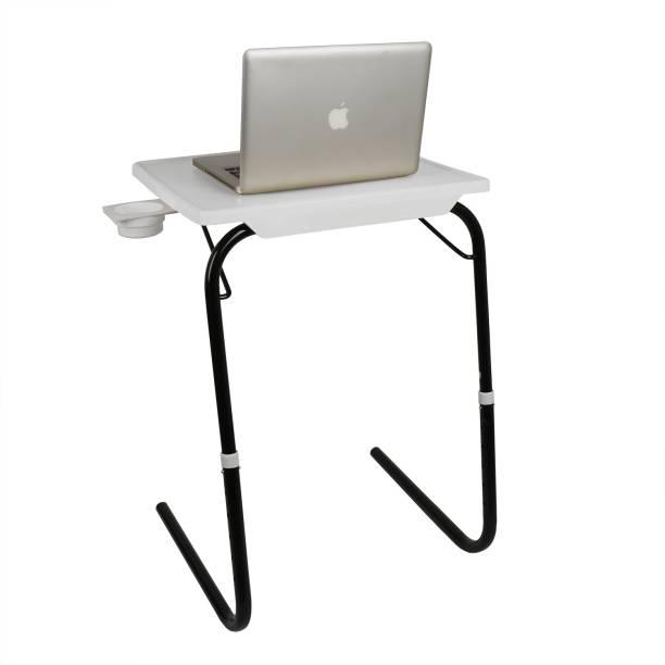 Flipkart SmartBuy Foldable, Adjustable Table Mate WK Plastic Portable Laptop Table