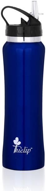Tuelip Stainless Steel Water Bottle For College,School,Gym & Sports 750 ml Water Bottle