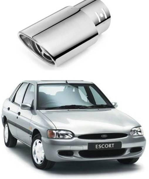 PRTEK Car Exhaust Tube in Tube-Silencer A Muffler Tip for All Cars (Universal) 0106  Car Silencer