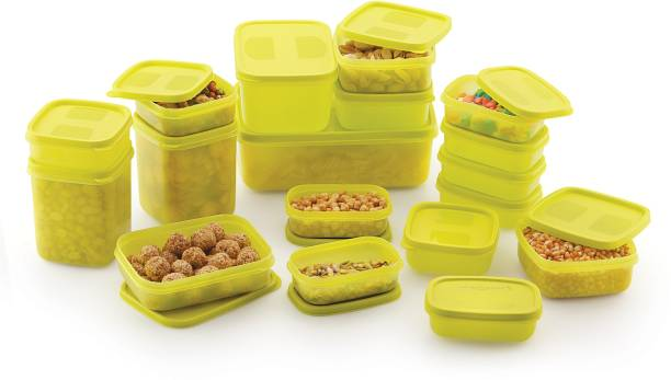 MASTER COOK MASTERCOOK PP 18 COMBO PACKS  - 7170 ml Polypropylene Fridge Container
