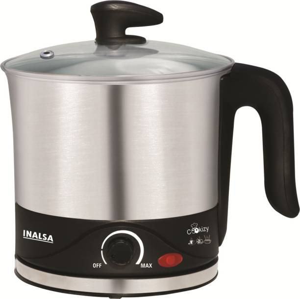 Inalsa Cookizy Electric Kettle