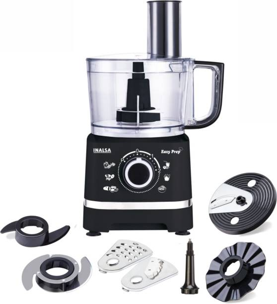 Inalsa Easy Prep 800 W Food Processor