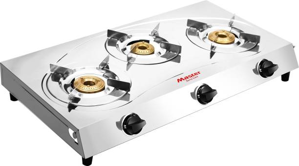 Master Spectra Stainless Steel Manual Gas Stove