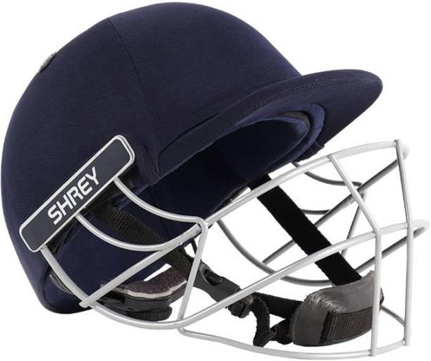 Shrey Classic Steel Cricket Helmet