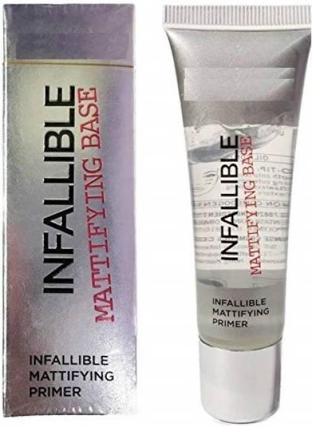 GRAYLIN INFALLIBLE-MATTIFYING BASE PRIMER  Primer  - 35 ml