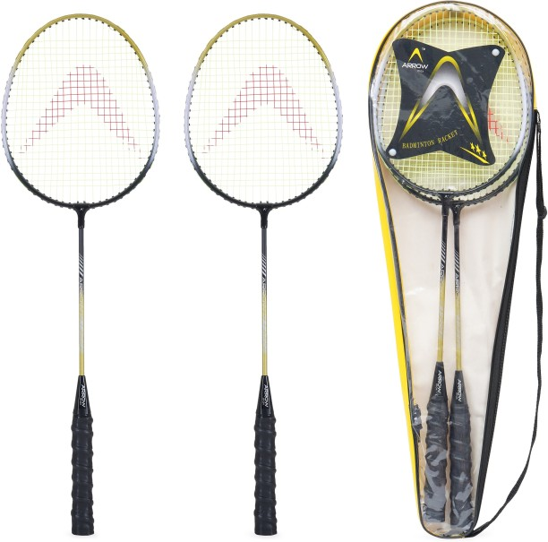 strung Great graphite aluminum racket for beginners and advanced Super value for money Badminton Racket Power 6 blue FZ FORZA