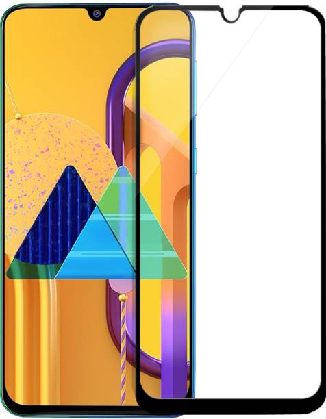 Flipkart SmartBuy Tempered Glass Guard for Samsung Galaxy M30S, Samsung Galaxy M21