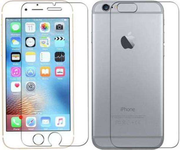 PR SMART Front and Back Tempered Glass for Apple iPhone 6s, Apple iPhone 6