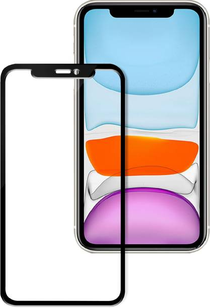 Flipkart SmartBuy Tempered Glass Guard for Apple iPhone 11