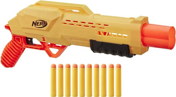 Nerf Alpha Strike Tiger DB-2 Guns & Darts