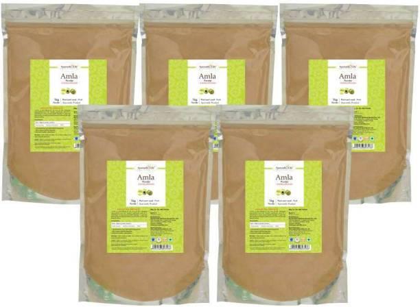 Ayurvedic Life Amla Powder Pack of 5