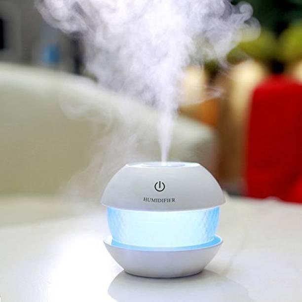 curve creation Magic Diamond Cool Mist Humidifiers Essential Oil Diffuser Aroma Air Portable Car Air Purifier