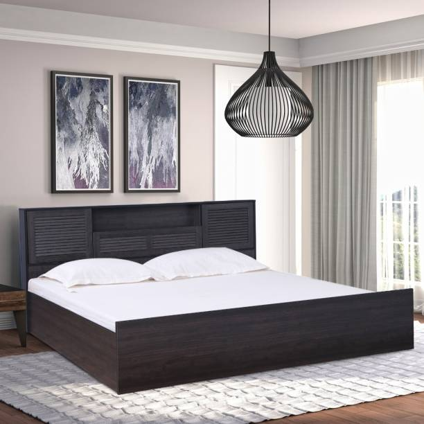 Hometown Bolton Engineered Wood King Box Bed