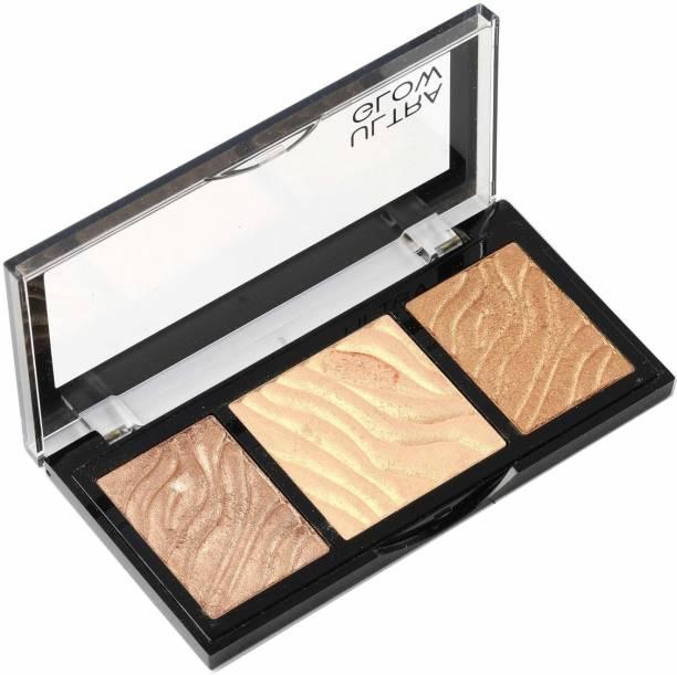 SWISS BEAUTY Blusher (Highlighter & Bronzer Palette) Shade-2