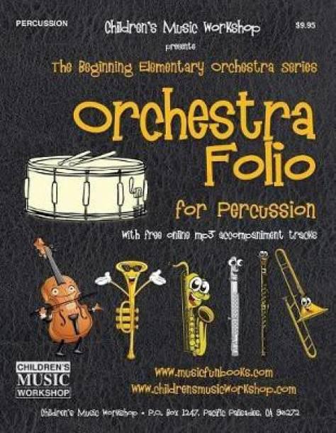 Orchestra Folio for Percussion