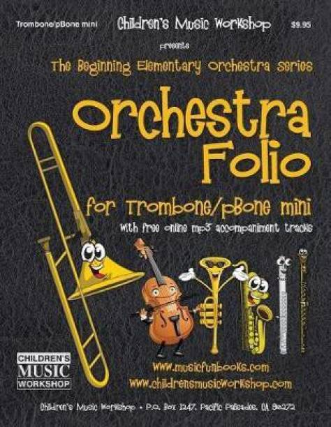 Orchestra Folio for Trombone/Pbone Mini