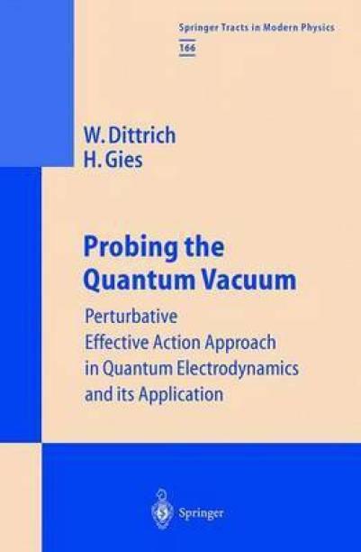 Probing the Quantum Vacuum
