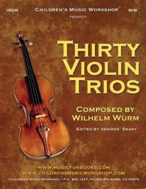 Thirty Violin Trios