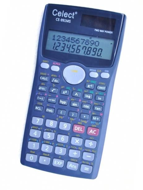 Celect CE-991MS CE-991MS Scientific  Calculator
