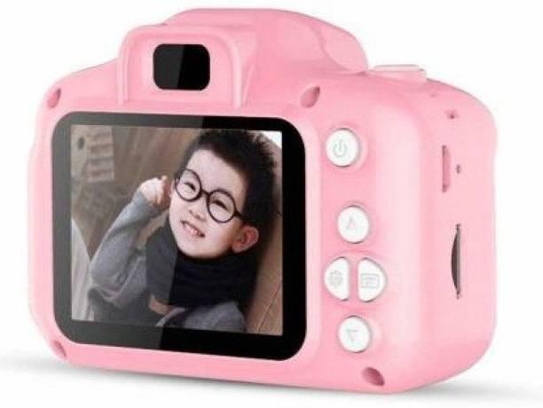 GRAYLEAF HD Video Digital Children Camera(Multicolor) Kids Camera Point & Shoot Camera
