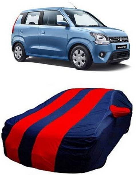 AAMANG Car Cover For Maruti Suzuki WagonR (With Mirror Pockets)