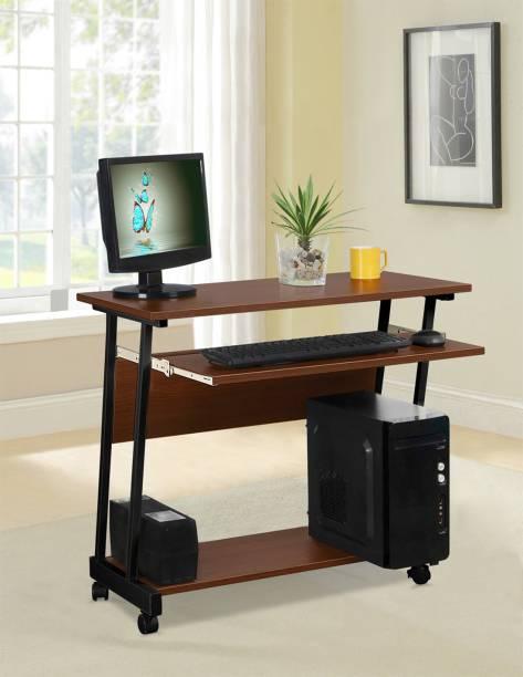 Delite Kom Calix Engineered Wood Computer Desk