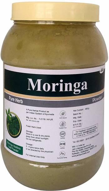 Jain Moringa Oleifera Leaf Powder 400g