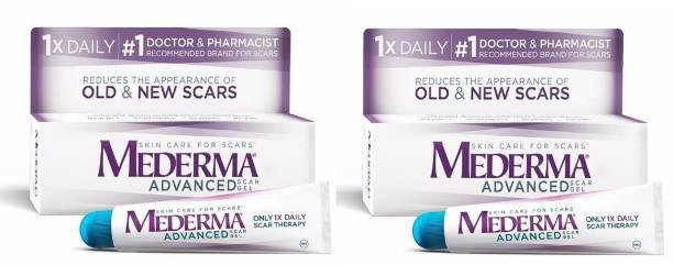 MEDERMA Advanced Plus Scar Gel Pack of 2