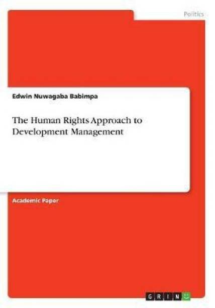The Human Rights Approach to Development Management