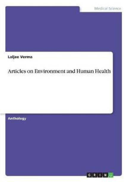 Articles on Environment and Human Health